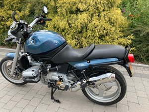 BMW R1100R Genuine 2560 miles. Immaculate