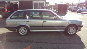 Picture of BMW 325 ix touring E30 (1988) silver 78000km  For Sale