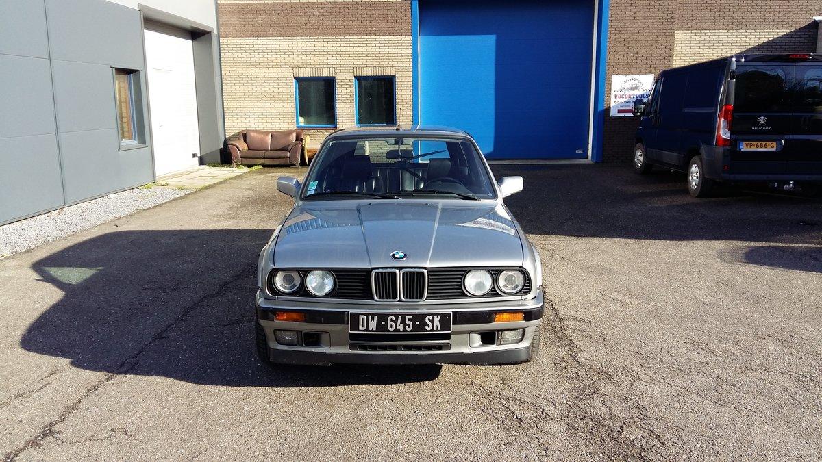 BMW 325 ix touring E30 (1988) silver 78000km  For Sale (picture 6 of 6)