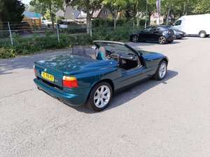 1990 BMW Z1 (06-) green metallic 10000 Km as new