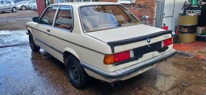 1982 BMW e21 316, 2 door, manual