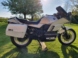 1988 BMW K100RS, 998cc.
