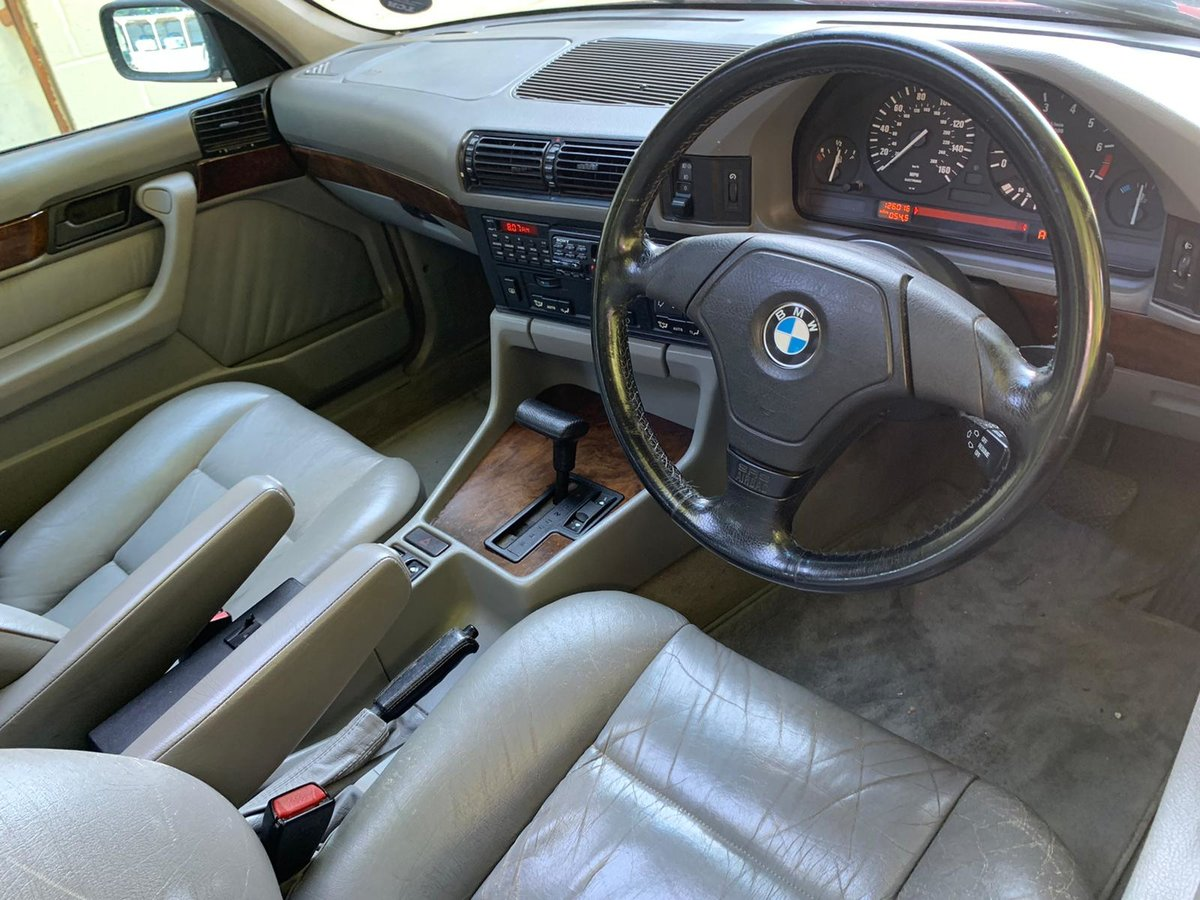 1995 Classic BMW 530 V8 Touring / 2 Former Owners For Sale (picture 5 of 6)
