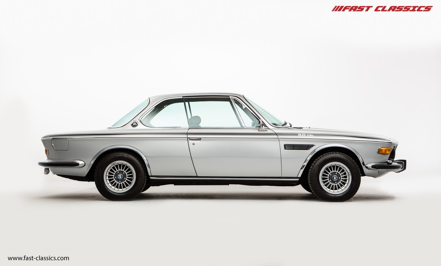 1972 BMW 3.0 CSL // BMW DEALER COLLECTION CAR // BMW RESTORED / For Sale (picture 1 of 23)