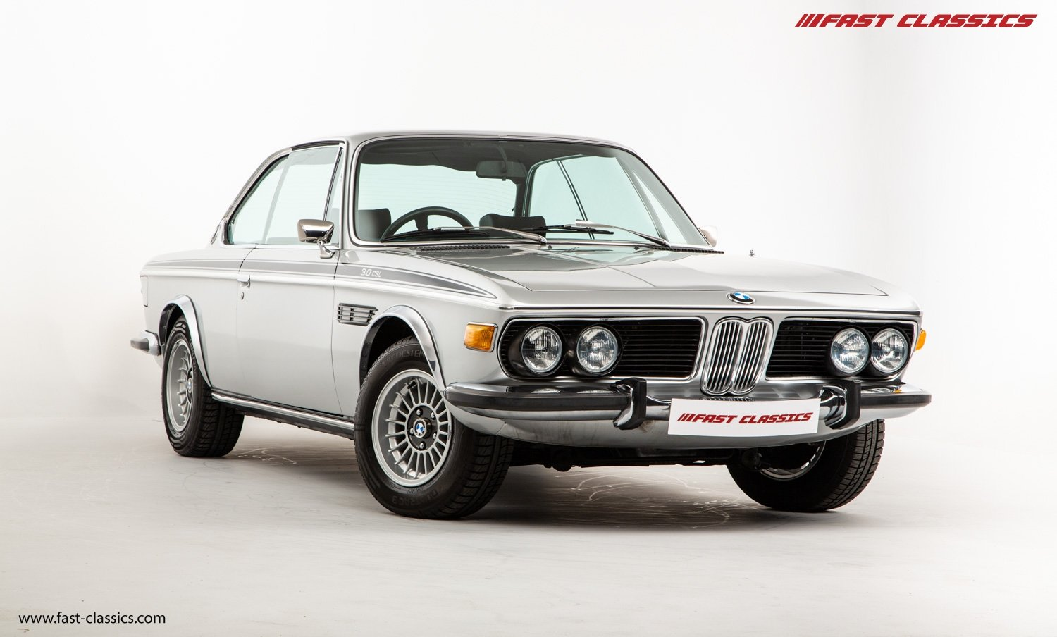 1972 BMW 3.0 CSL // BMW DEALER COLLECTION CAR // BMW RESTORED / For Sale (picture 6 of 23)