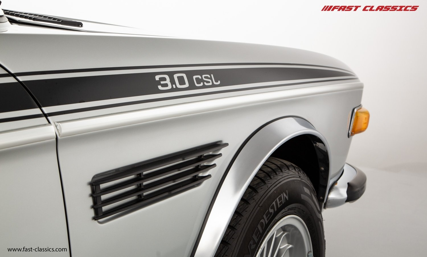 1972 BMW 3.0 CSL // BMW DEALER COLLECTION CAR // BMW RESTORED / For Sale (picture 7 of 23)