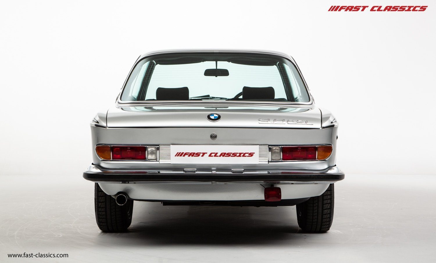 1972 BMW 3.0 CSL // BMW DEALER COLLECTION CAR // BMW RESTORED / For Sale (picture 9 of 23)