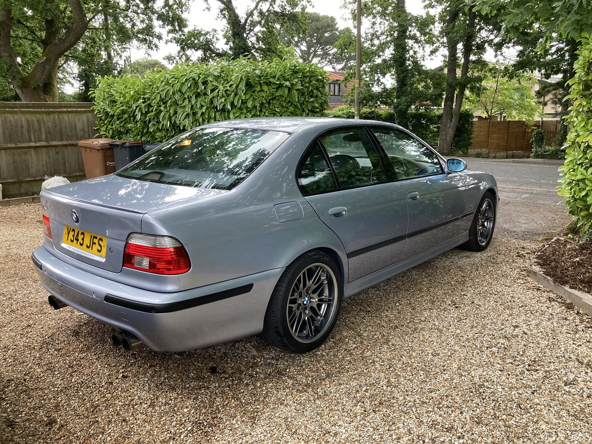 2001 Restored E39 M5 For Sale (picture 4 of 6)