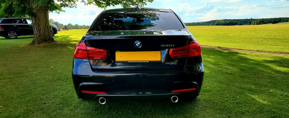 2018 LHD BMW 340i M-SPORT, LEFT HAND DRIVE For Sale (picture 4 of 6)