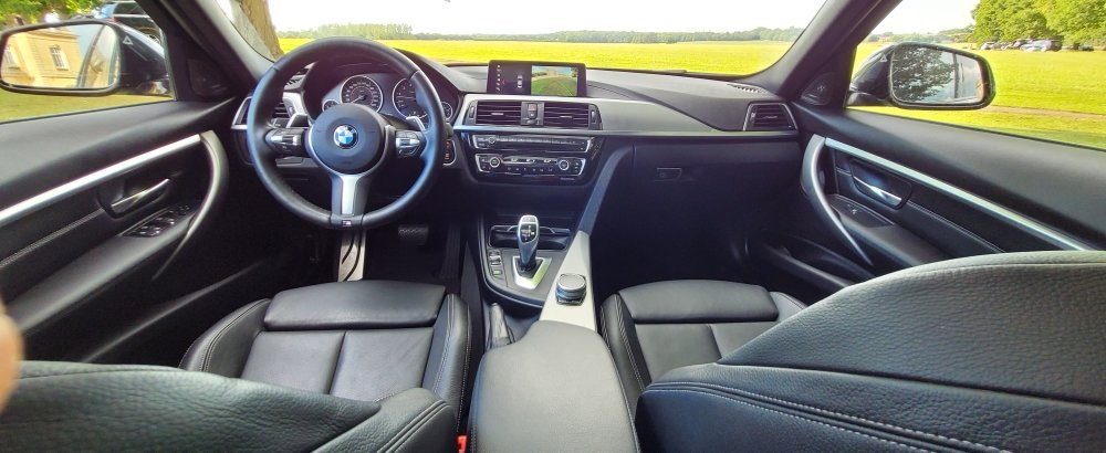 2018 LHD BMW 340i M-SPORT, LEFT HAND DRIVE For Sale (picture 6 of 6)