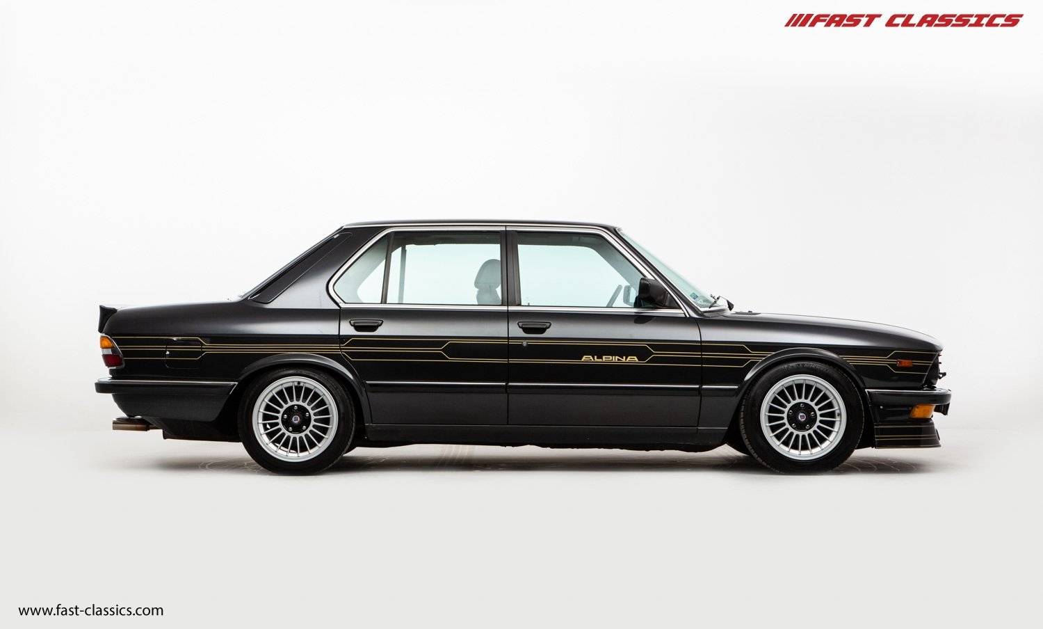 1986 ALPINA B7 TURBO/1 // 1 OF 42 HIGH POWER CATALYST CARS  For Sale (picture 1 of 24)