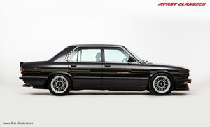 1986 ALPINA B7 TURBO/1 // 1 OF 42 HIGH POWER CATALYST CARS