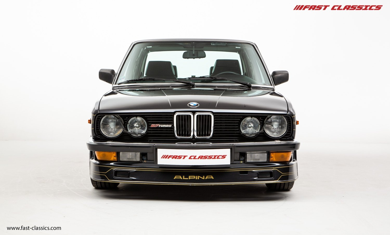 1986 ALPINA B7 TURBO/1 // 1 OF 42 HIGH POWER CATALYST CARS  For Sale (picture 4 of 24)