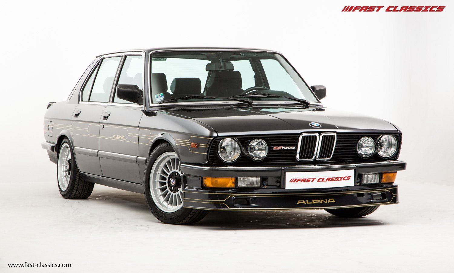1986 ALPINA B7 TURBO/1 // 1 OF 42 HIGH POWER CATALYST CARS  For Sale (picture 6 of 24)