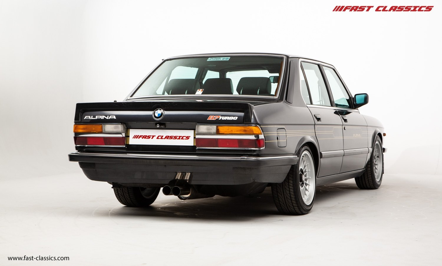 1986 ALPINA B7 TURBO/1 // 1 OF 42 HIGH POWER CATALYST CARS  For Sale (picture 8 of 24)