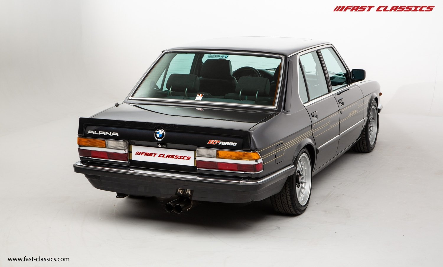 1986 ALPINA B7 TURBO/1 // 1 OF 42 HIGH POWER CATALYST CARS  For Sale (picture 9 of 24)