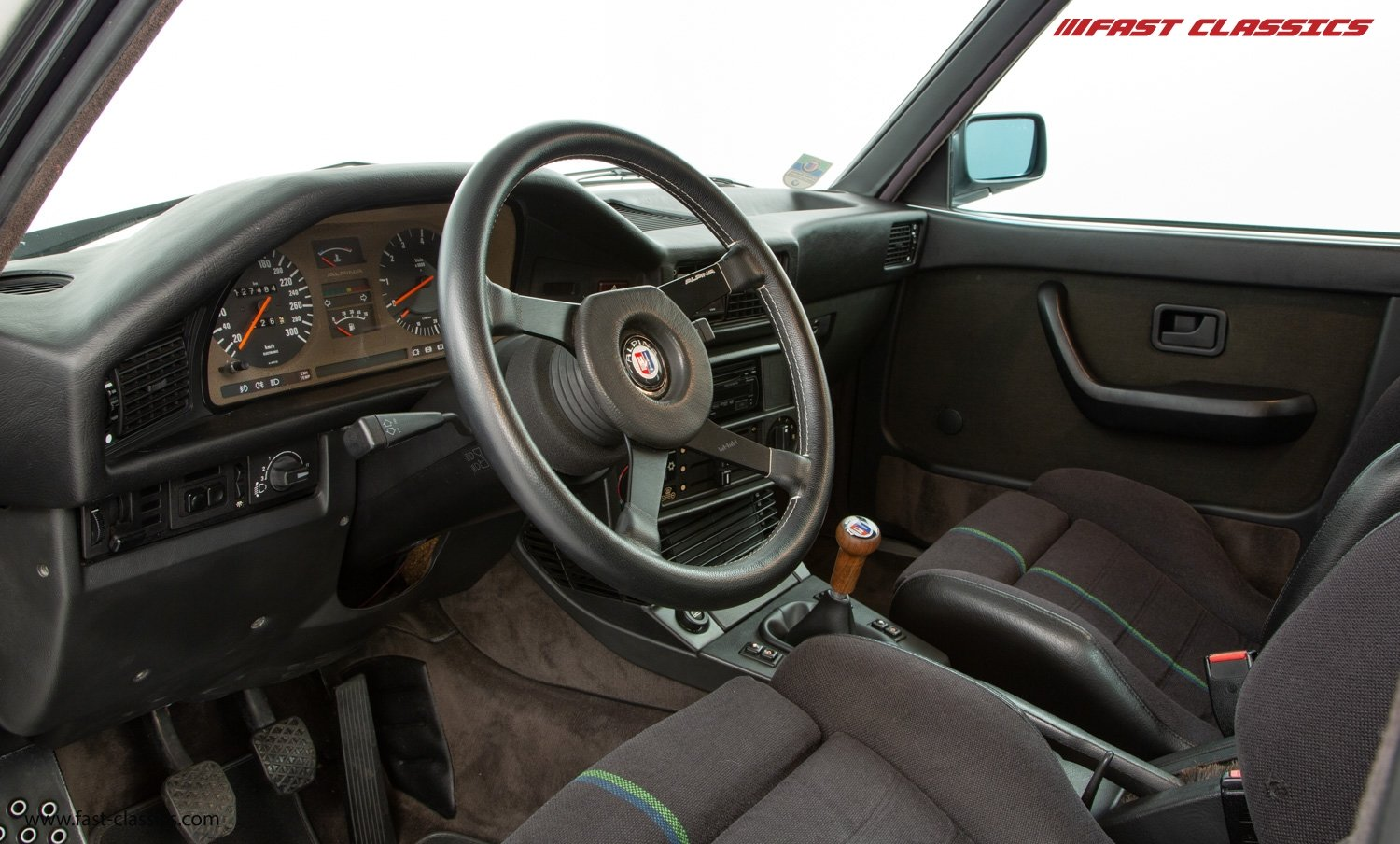 1986 ALPINA B7 TURBO/1 // 1 OF 42 HIGH POWER CATALYST CARS  For Sale (picture 12 of 24)