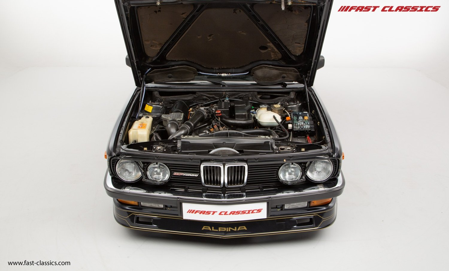 1986 ALPINA B7 TURBO/1 // 1 OF 42 HIGH POWER CATALYST CARS  For Sale (picture 19 of 24)
