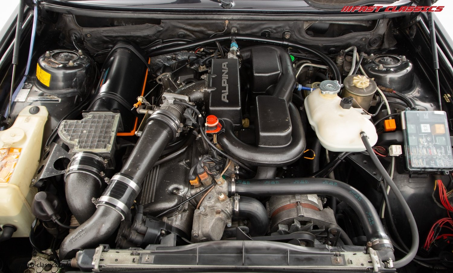 1986 ALPINA B7 TURBO/1 // 1 OF 42 HIGH POWER CATALYST CARS  For Sale (picture 20 of 24)