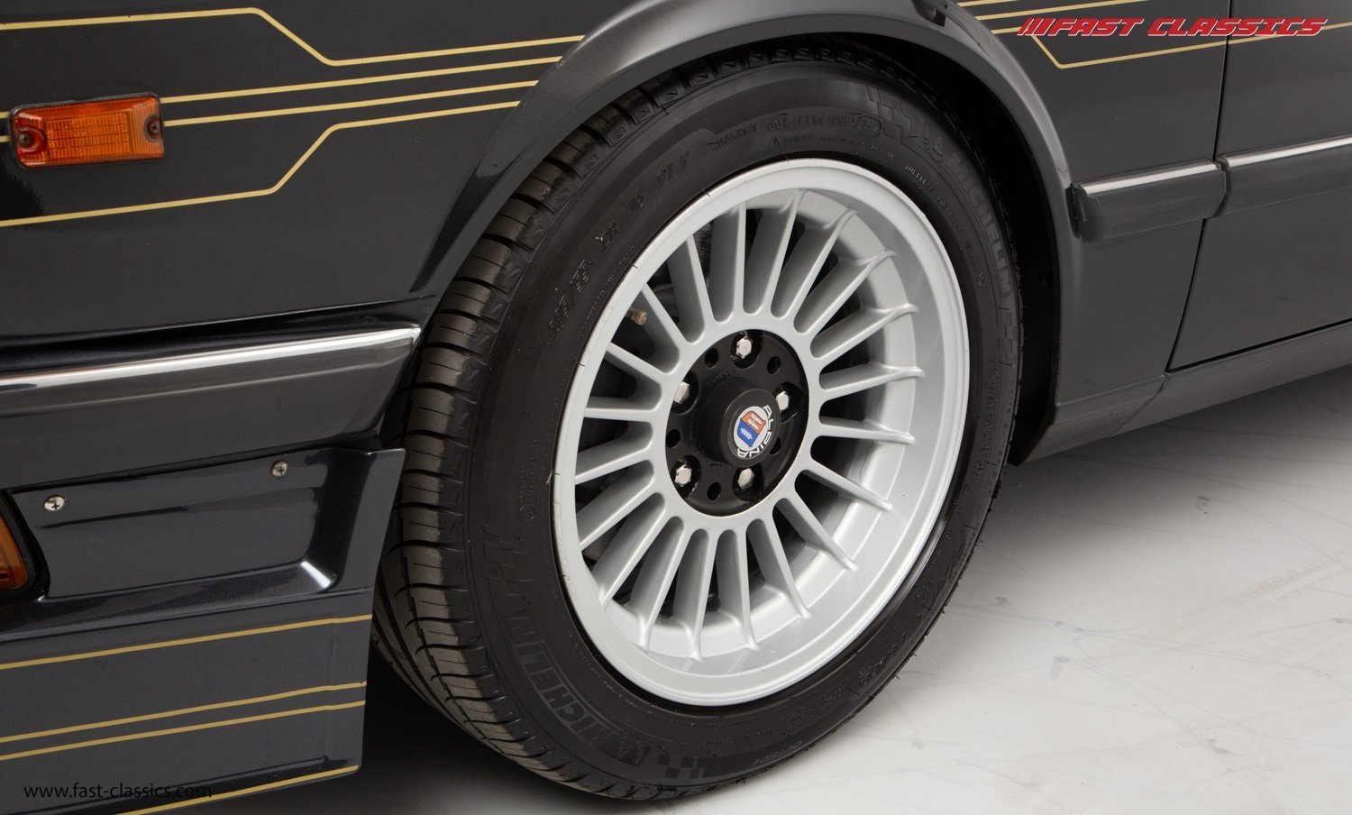 1986 ALPINA B7 TURBO/1 // 1 OF 42 HIGH POWER CATALYST CARS  For Sale (picture 21 of 24)