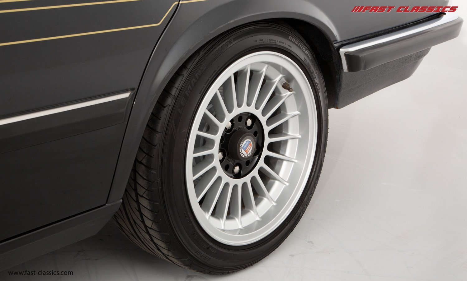 1986 ALPINA B7 TURBO/1 // 1 OF 42 HIGH POWER CATALYST CARS  For Sale (picture 22 of 24)