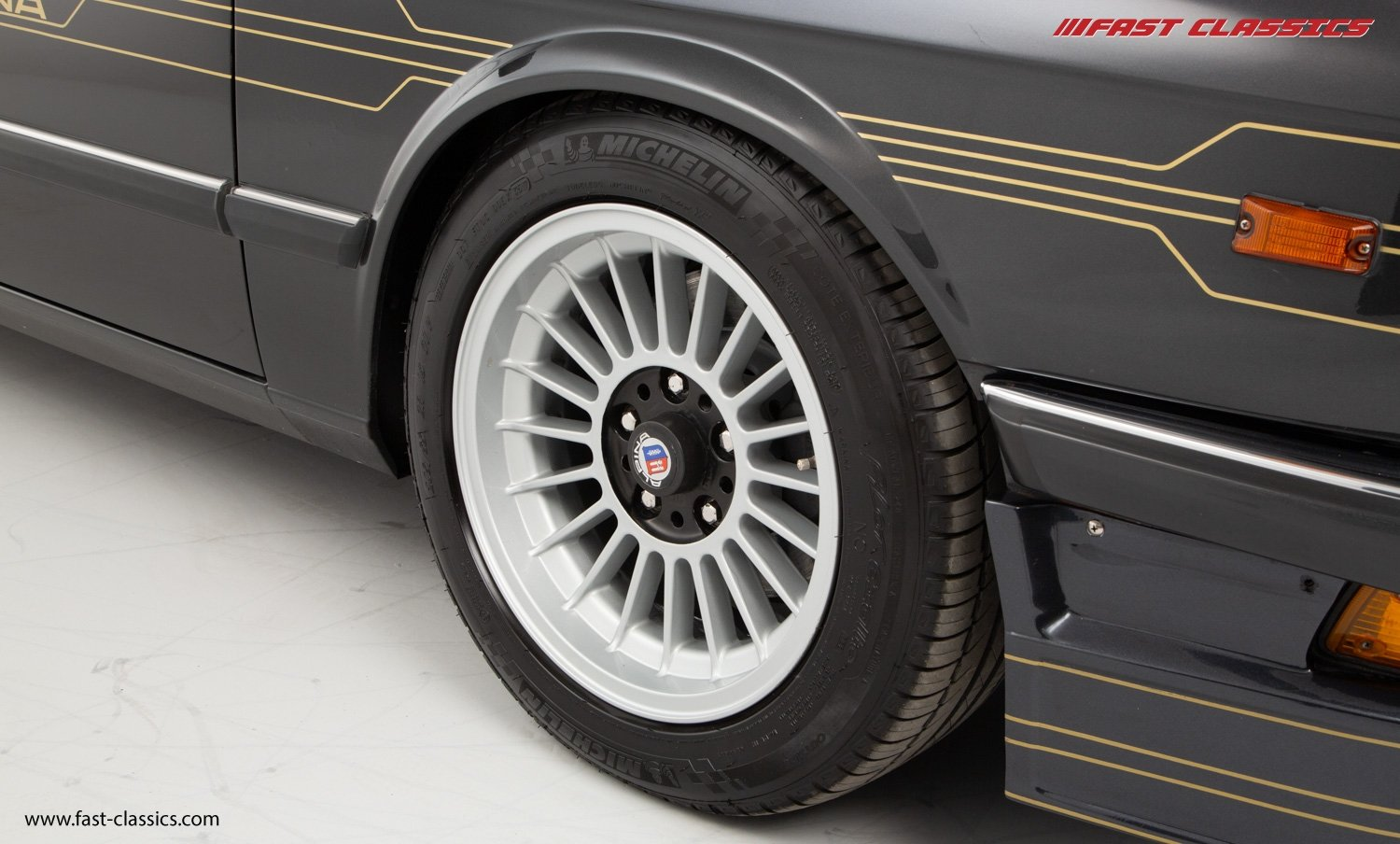 1986 ALPINA B7 TURBO/1 // 1 OF 42 HIGH POWER CATALYST CARS  For Sale (picture 23 of 24)