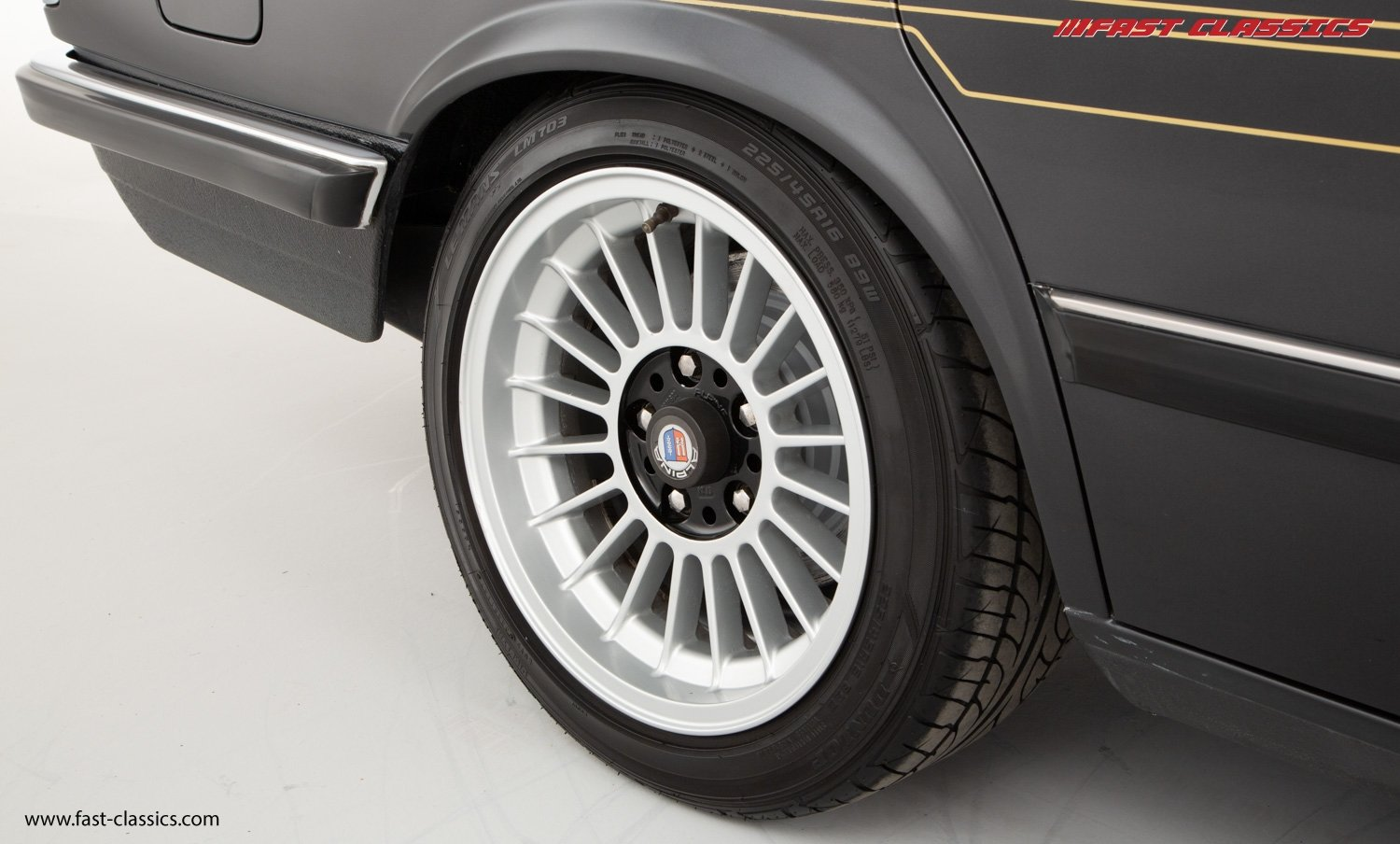 1986 ALPINA B7 TURBO/1 // 1 OF 42 HIGH POWER CATALYST CARS  For Sale (picture 24 of 24)