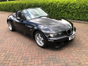 Z3M Roadster 2000 Cosmos Black