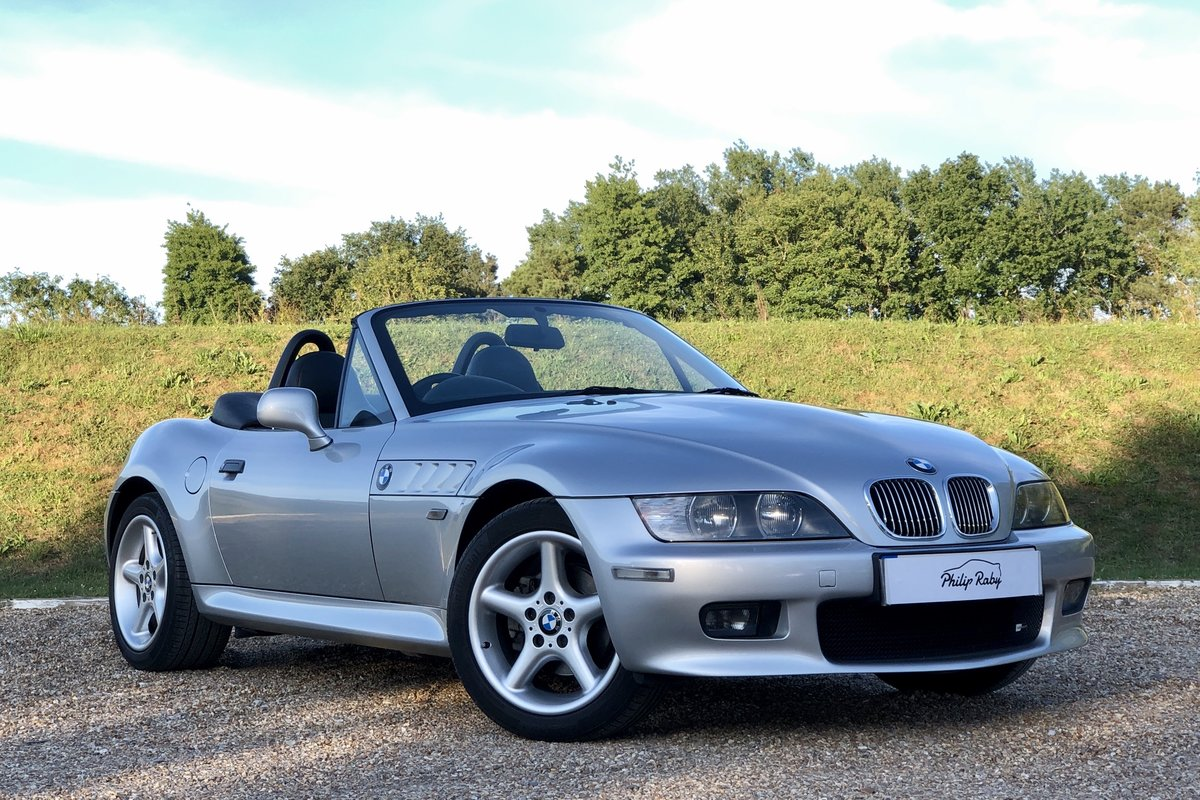 2001 BMW Z3 2.2 Roadster, low mileage, stunning condition SOLD (picture 1 of 6)