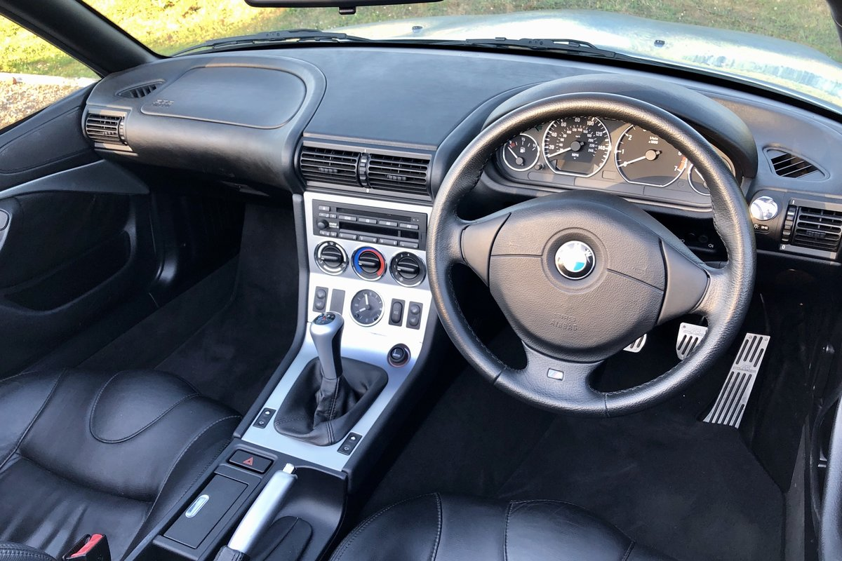 2001 BMW Z3 2.2 Roadster, low mileage, stunning condition SOLD (picture 4 of 6)