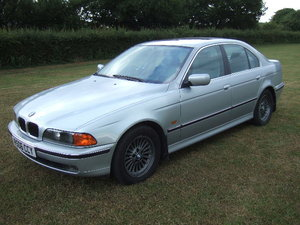 1998 BMW E39 523i SE automatic only 55000 miles