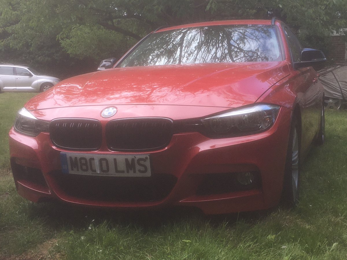 2017 320D ED M SPORT AUTOMATIC TOURING COST c£45,000 NEW! 13,000M For Sale (picture 1 of 6)
