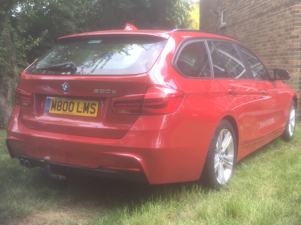 2017 320D ED M SPORT AUTOMATIC TOURING COST c£45,000 NEW! 13,000M For Sale (picture 3 of 6)