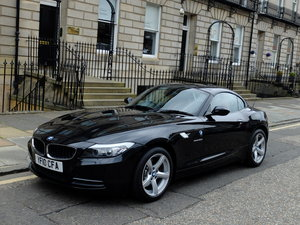 2010 BMW Z4 3.0 i S DRIVE ROADSTER AUTO - JUST 27K MILES ! SOLD