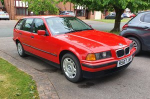 1997 BMW E36 316i Touring - Great Condition