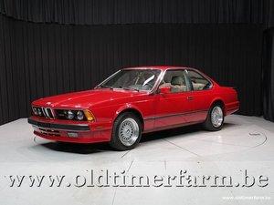 1987 BMW M6 '87