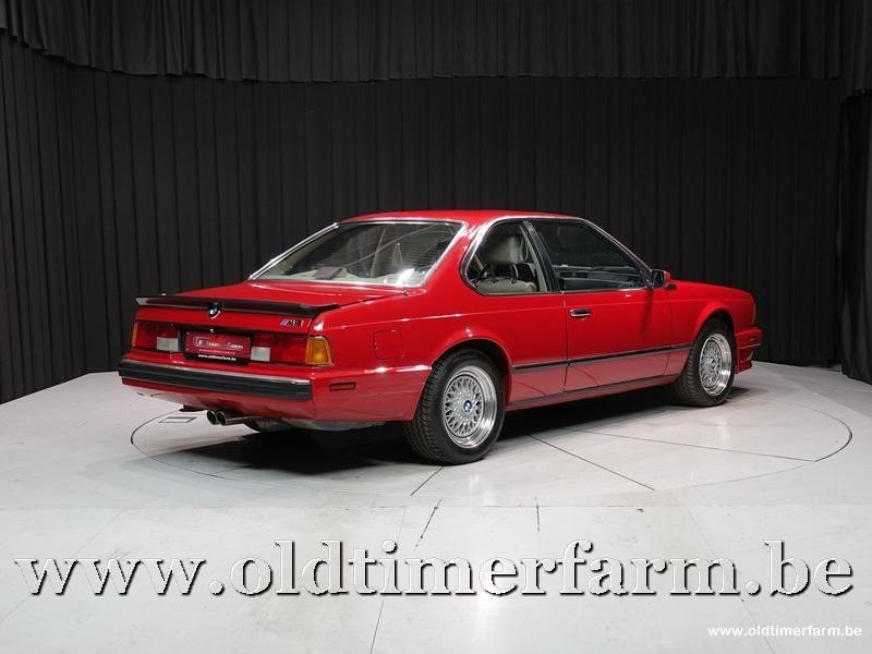 1987 BMW M6 '87 For Sale (picture 2 of 6)