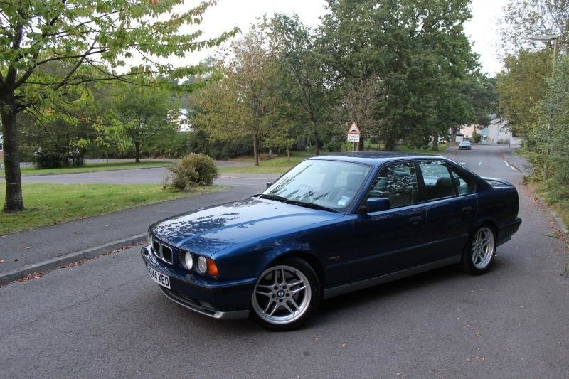 1994 BMW M5 Driving Experience For Hire (picture 1 of 4)