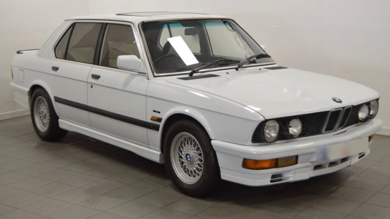 1986 BMW M535i (E28) Manual For Sale (picture 1 of 1)
