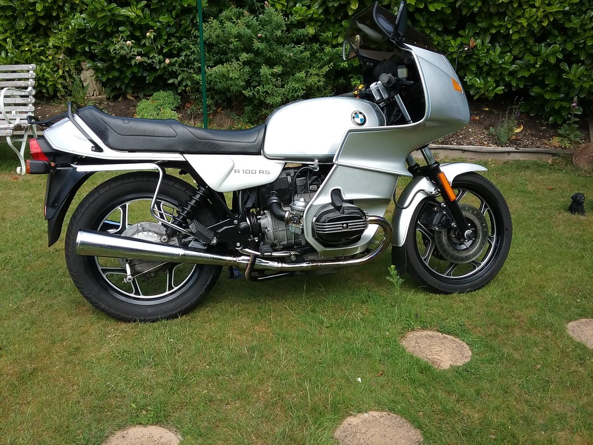 1991 Bmw r100rs For Sale (picture 1 of 3)