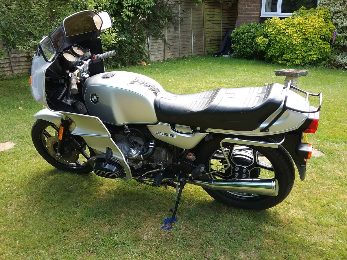 1991 Bmw r100rs For Sale (picture 2 of 3)