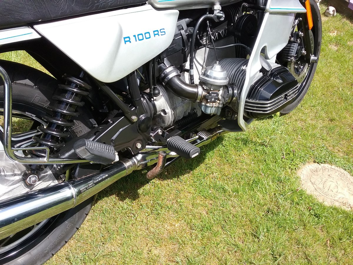 1991 Bmw r100rs For Sale (picture 3 of 3)