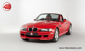 BMW Z3M Roadster /// Just 23k Miles!