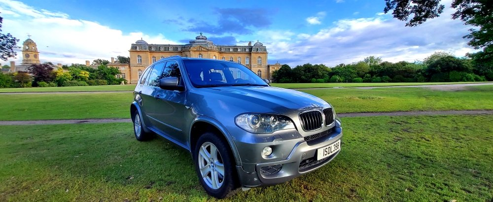 2009 LHD BMW X5 3.0d M-SPORT, X-drive, TURBO,LEFT HAND DRIVE For Sale (picture 1 of 6)