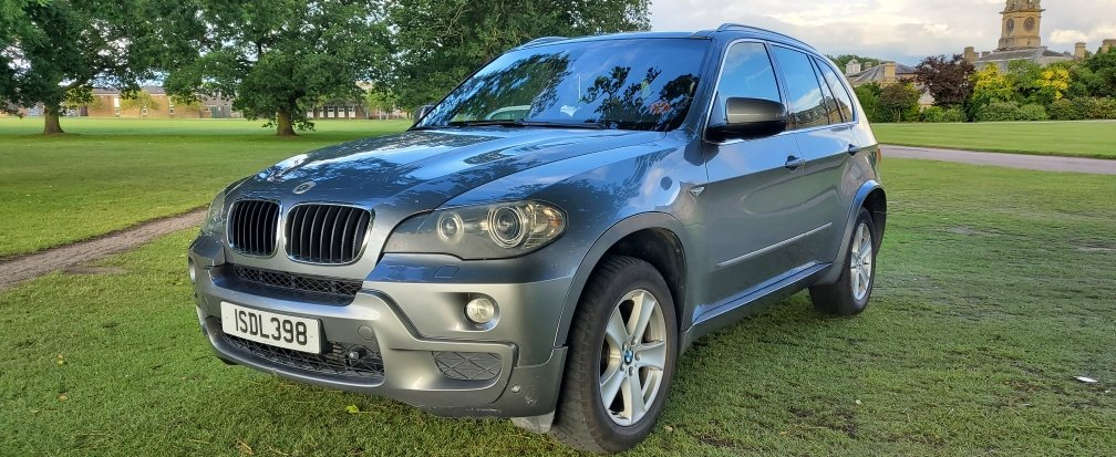 2009 LHD BMW X5 3.0d M-SPORT, X-drive, TURBO,LEFT HAND DRIVE For Sale (picture 3 of 6)