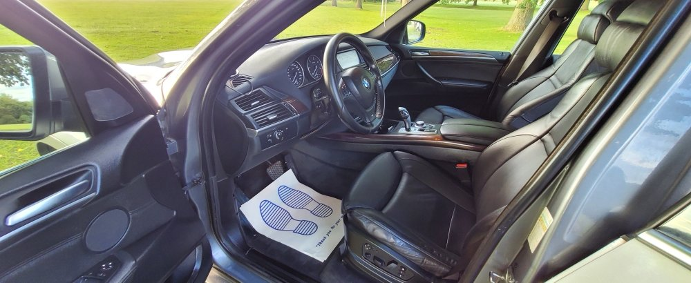 2009 LHD BMW X5 3.0d M-SPORT, X-drive, TURBO,LEFT HAND DRIVE For Sale (picture 6 of 6)