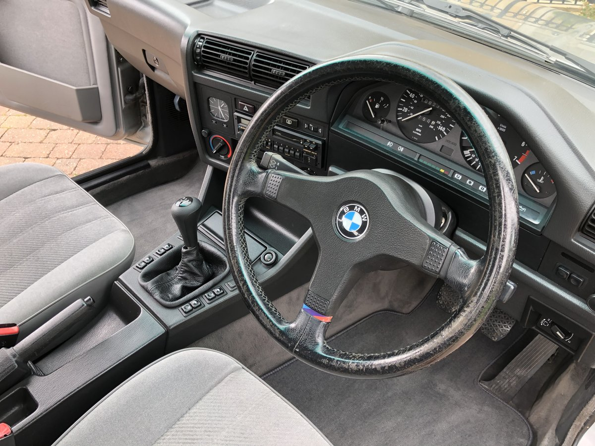 1988 E30 325i Manual Touring For Sale (picture 3 of 6)