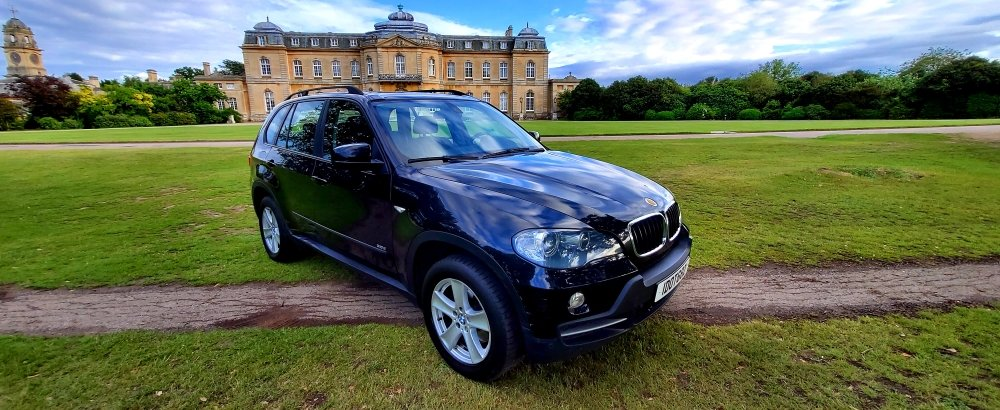2008 LHD BMW X5 SPORT, 3.0d, X-drive, LEFT HAND DRIVE For Sale (picture 1 of 6)