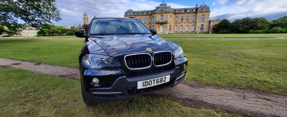 2008 LHD BMW X5 SPORT, 3.0d, X-drive, LEFT HAND DRIVE For Sale (picture 2 of 6)