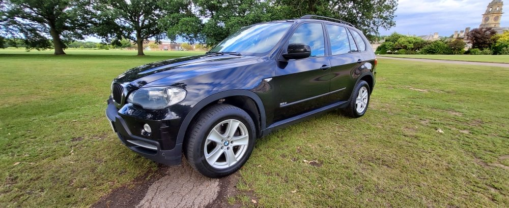 2008 LHD BMW X5 SPORT, 3.0d, X-drive, LEFT HAND DRIVE For Sale (picture 3 of 6)